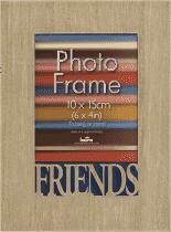 FOTORÁMIK s nápisom Friends pre fotografiu 10x15 cm