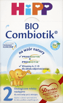 HIPP Mleko następne HIPP 2 BIO Combiotik (600g)