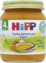HIPP Zupka jarzynowa - krem BIO (125 g)