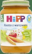 HIPP Risotto z warzywami BIO (190g)
