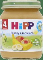 HIPP Banany z morelami BIO (125g)