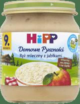 HIPP Ryż mleczny z jabłkami BIO (200g)