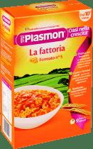 PLASMON Dětské těstoviny La Fattoria – zvířátka, 340 g, HIT MĚSÍCE
