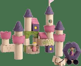 PLAN TOYS Klocki bajkowy zamek