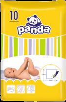 BELLA PANDA - detské prebaľovacie podložky 10ks