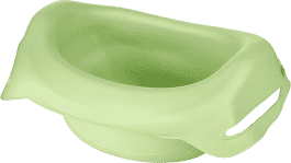POTETTE PLUS Gumowa wkładka do nocnika turystycznego – zielona
