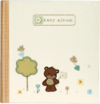 FOTOALBUM Natural Baby na 144 fotografie 10 x 15 cm