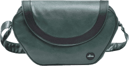 MIMA Přebalovací taška Trendy Flair British Green