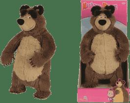 SIMBA Máša a medveď Medveď plyšový 35 cm stojaci