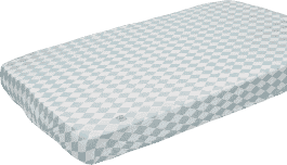 LODGER Plachta Slumber Cotton do postieľky 70x140cm - Silvercreek