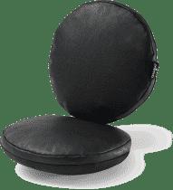 MIMA Sada sedacích polštářků do židličky Moon černá