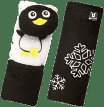 BENBAT Chrániče na bezpečnostný pás, 1-4 roky - tučniak
