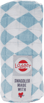 LODGER Multifunkčný osuška Swaddler Cotton - Silvercreek