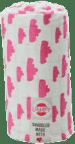 LODGER Multifunkční osuška Swaddler Cotton – Rosa
