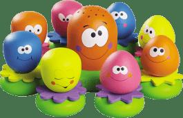 TOMY Wesołe ośmiorniczki - zabawka do kąpieli