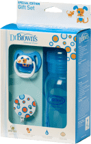 DR.BROWN´S Dárkový set modrý