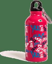 YUU Fľaša na pitie - ružová