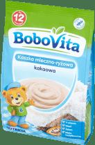 BOBOVITA Kaszka mleczno- ryżowa kakaowa (230g)
