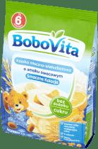 BOBOVITA Kaszka mleczno-wielozbożowa o smaku owocowym (230g)