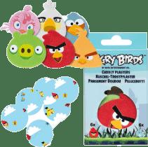TRÖSTISAR Plyšové náplaste – Angry Birds