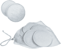 AVENT Wielorazowe wkładki laktacyjne bawełniane 6 szt.