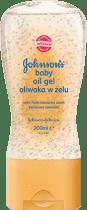 JOHNSON'S BABY Oliwka w żelu o kwiatowym zapachu 200ml