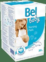BEL BABY prsné vložky - nesterilné (30 ks)