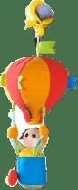 YOOKIDOO Zvonící balón