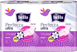 BELLA Perfecta violet duo 20ks (10+10)