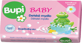 BUPI Baby detské mydlo skamilkovým extraktom 100g