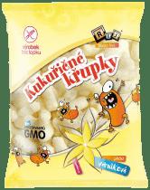 REJ Kukuričné bezlepkové chrumky vanilkové 90 g