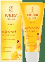 WELEDA Nagietkowy krem pielęgnacyjny do twarzy i ciała dla dzieci i niemowląt 75ml