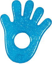MUNCHKIN Żelowy gryzak chłodzący – ręka/noga