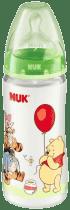 NUK FC+ láhev Disney (silikon) 300ml-zelená