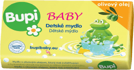 BUPI Detské mydlo s olivovým olejom 100g