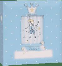 FOTOALBUM Prince & Princess 10x15cm (200 fotek) - modrý
