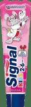Signal dětská zubní pasta Strawberry 50ml (2 - 6 let)