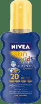NIVEA Sun Detský farebný sprej na opaľovanie OF 20, 200ml