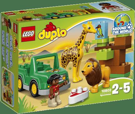 LEGO® DUPLO® Town Savana