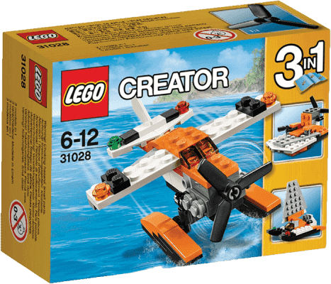 LEGO® CREATOR Hydroplán