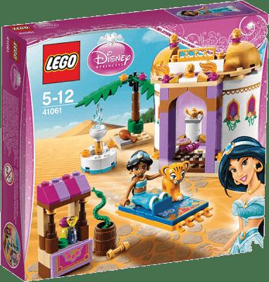 LEGO® Disney Princezny™ Jasmínin exotický palác