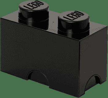 LEGO® Úložný box velikost 2 černá