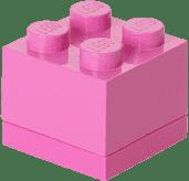 LEGO® Mini Box, różowe