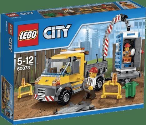 LEGO® City Demolition Wóz techniczny