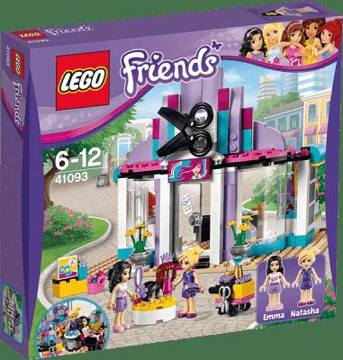 LEGO® FRIENDS Kaderníctvo v Heartlake