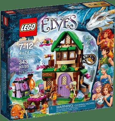 LEGO® Elves Hostinec U Hviezdne žiara
