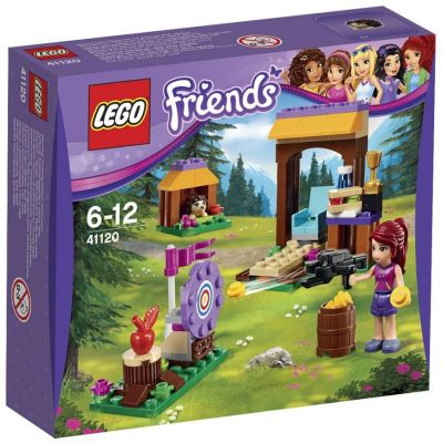 LEGO® Friends Dobrodružný tábor - lukostřelba