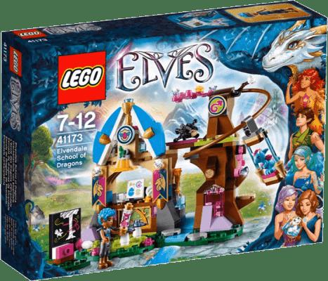 LEGO® Elves Dračí škola v Elvendale