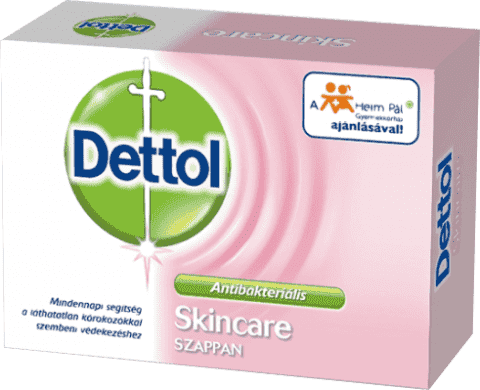 DETTOL Toaletní mýdlo – Skincare (100 g)