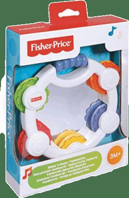 FISHER-PRICE Tamburínka